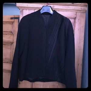 Elie Tahari black designed jacket. Never worn.